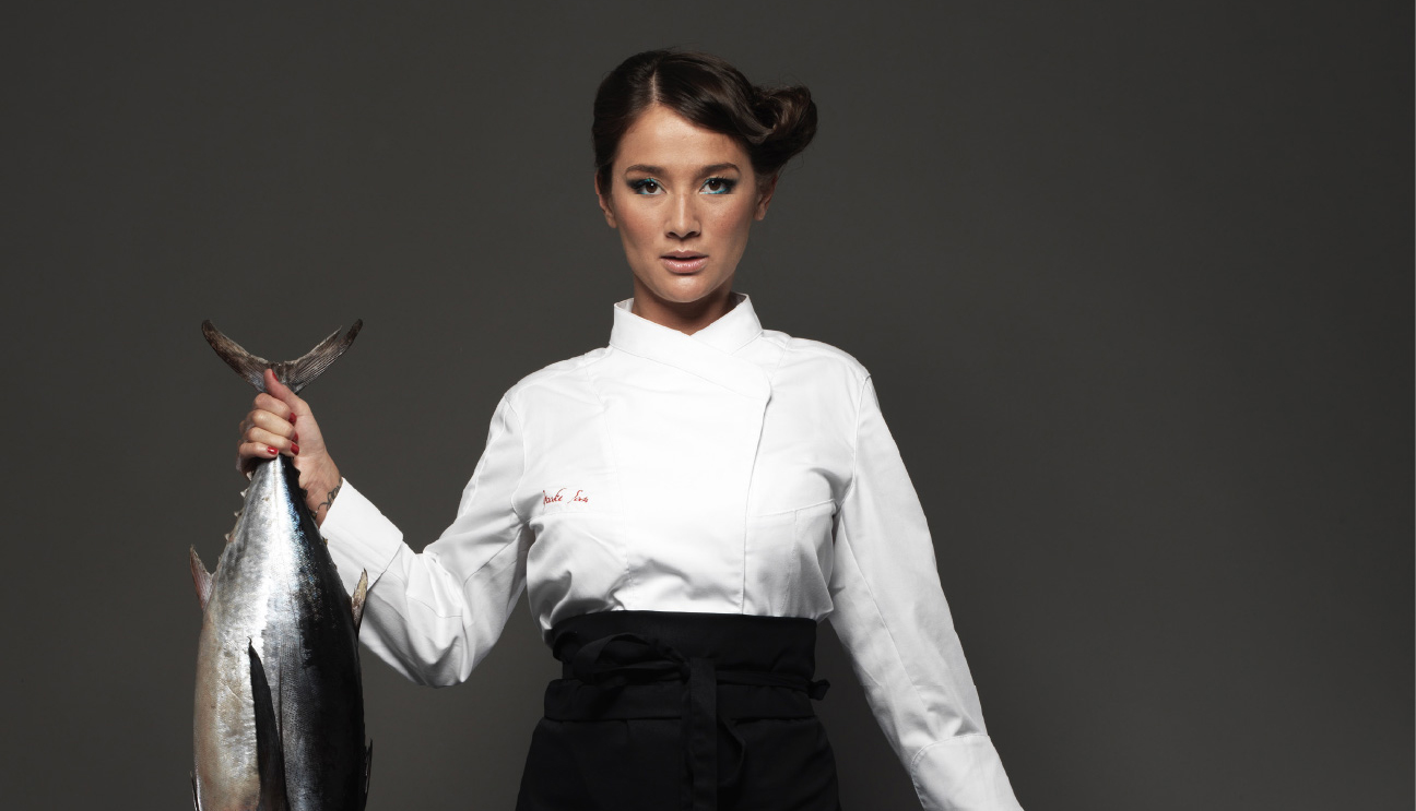 chef japonaise yaoke san