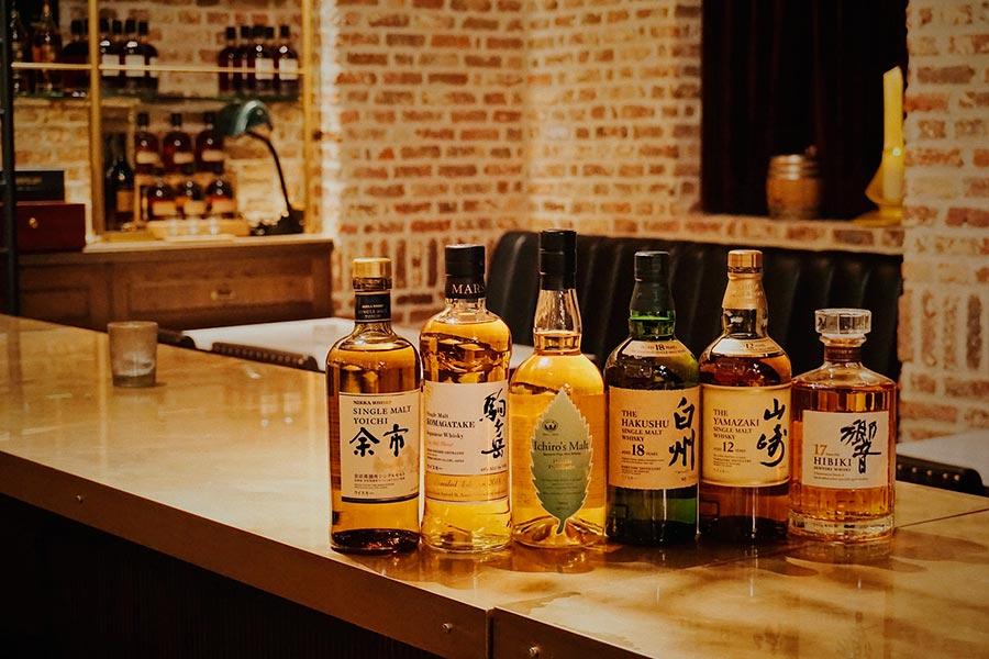 marque whisky japonais